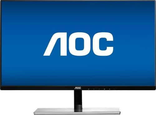 """Best Buy Weekly Ad: AOC 21.5"""" FHD IPS Monitor for $99.99"""