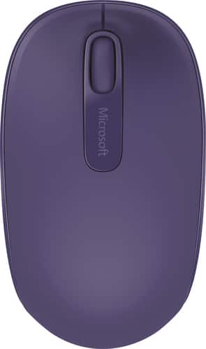 Best Buy Weekly Ad: Microsoft 1850 Wireless Mobile Mouse - Purple for $8.99