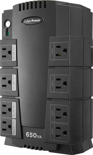 Best Buy Weekly Ad: CyberPower 650VA Battery Back-Up System for $49.99