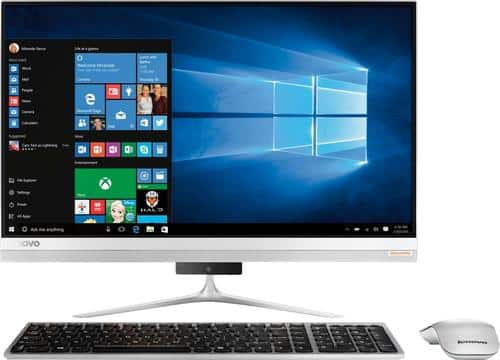 Best Buy Weekly Ad: Lenovo All-in-One Computer with Intel Core i7 Processor for $779.99