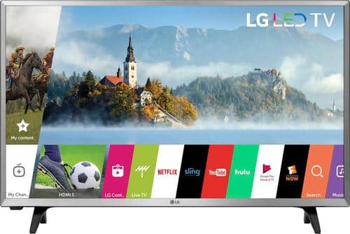 "Best Buy Weekly Ad: LG - 32"" Class LED 720p Smart HDTV for $199.99"