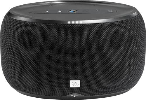 Best Buy Weekly Ad: JBL Link 300 Google Voice-Activated Speaker for $199.99