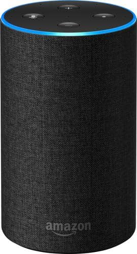 Best Buy Weekly Ad: Amazon Echo (2nd Gen.) - Charcoal Fabric for $79.99