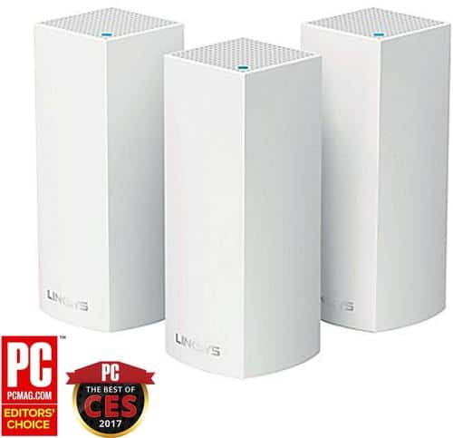 Best Buy Weekly Ad: Linksys Velop Whole-Home Mesh Wi-Fi for $429.99