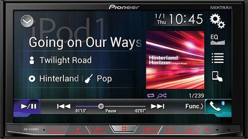 Best Buy Weekly Ad: Pioneer In-Dash CD/DVD/DM Receiver for $499.99