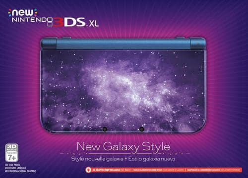Best Buy Weekly Ad: New Galaxy Style New Nintendo 3DS XL for $174.99
