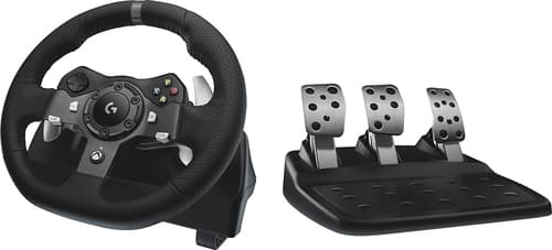 Best Buy Weekly Ad: Logitech - G920 Driving Force Racing Wheel for Xbox One for $299.99