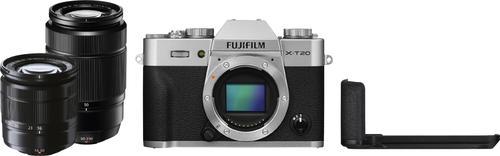 Best Buy Weekly Ad: Fujifilm X-T20 2 Lens Mirrorless Camera for $1,199.99