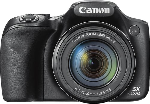 Best Buy Weekly Ad: Canon PowerShot SX530 for $249.99