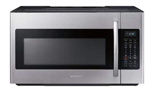 Best Buy Weekly Ad: Samsung - 1.8 cu. ft. Over-the-Range Microwave for $219.99