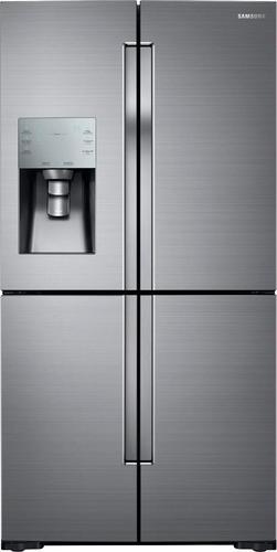 Best Buy Weekly Ad: Samsung - 28.1 cu. ft. 4-Door Flex French Door Refrigerator for $2,499.99