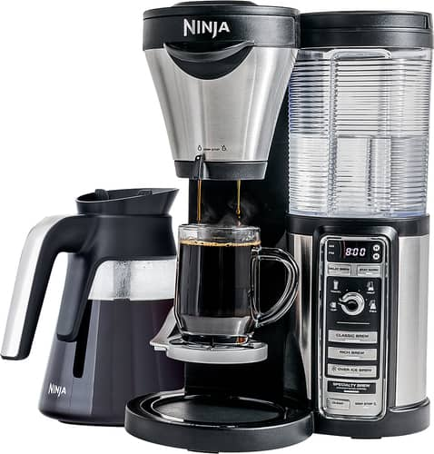 Best Buy Weekly Ad: Ninja Coffee Bar Brewer with Glass Carafe for $129.99