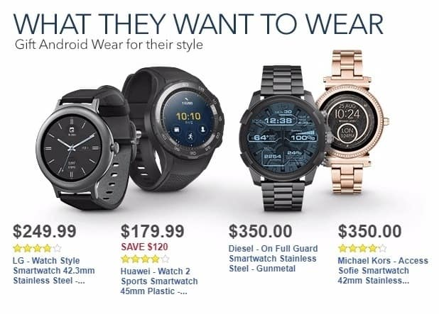 Best Buy Weekly Ad: LG Watch Style for $249.99