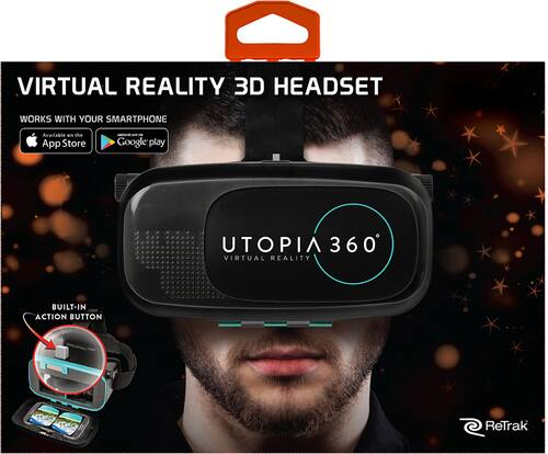 Best Buy Weekly Ad: Retrak Virtual Reality Headset for $19.99