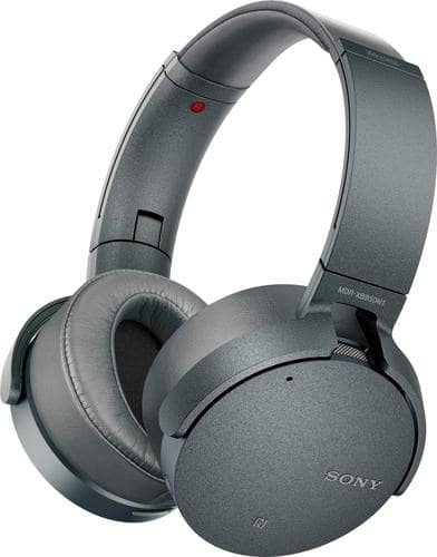 Best Buy Weekly Ad: Sony XB950N1 Wireless Noise-Canceling Headphones - Titanium for $179.99