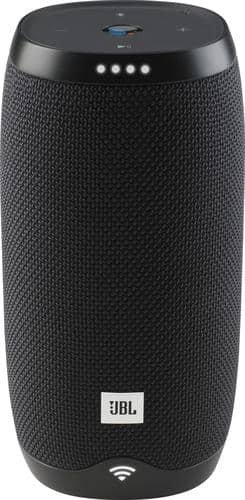 Best Buy Weekly Ad: JBL Link 10 Voice-Activated Speaker - Black for $119.99