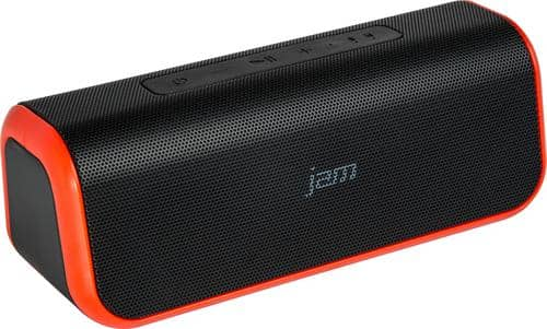 Best Buy Weekly Ad: Jam Rave Plus Bluetooth Speaker - Red for $17.99