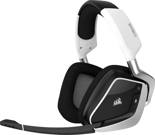 Best Buy Weekly Ad: Corsair Gaming VOID PRO RGB Wireless Gaming Headset - White for $79.99
