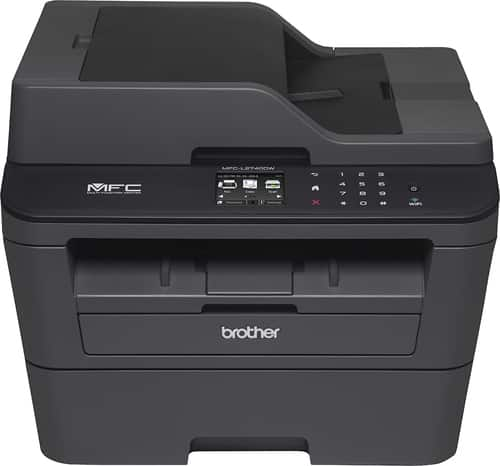Best Buy Weekly Ad: Brother MFC-L2740DW Wireless Laser Printer for $199.99