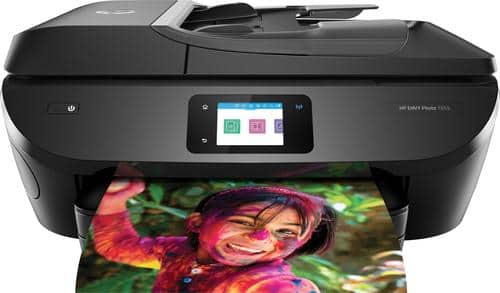 Best Buy Weekly Ad: HP ENVY Photo 7855 Wireless All-in-One Printer for $129.99