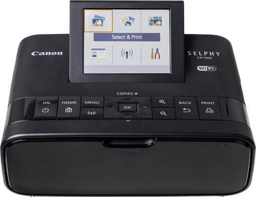 Best Buy Weekly Ad: Canon SELPHY CP1300 Compact Photo Printer for $99.99