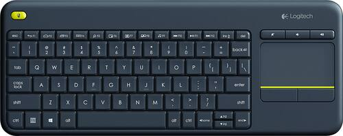 Best Buy Weekly Ad: Logitech Wireless Touch Keyboard K400+ for $24.99