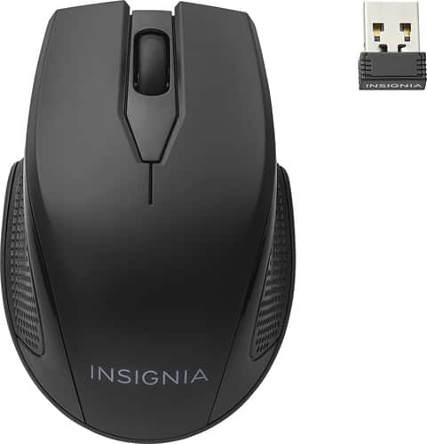 Best Buy Weekly Ad: Insignia Wireless Mouse - Black for $6.99