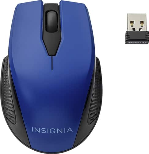Best Buy Weekly Ad: Insignia Wireless Mouse - Blue for $6.99
