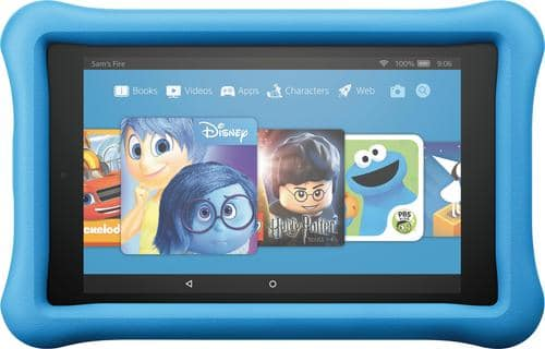 Best Buy Weekly Ad: Amazon Fire HD 8 16GB Kids Edition for $99.99