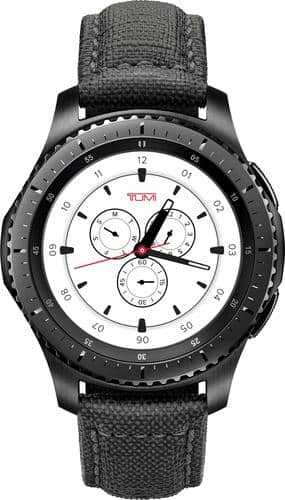 Best Buy Weekly Ad: Gear S3 frontier TUMI Edition for $379.99