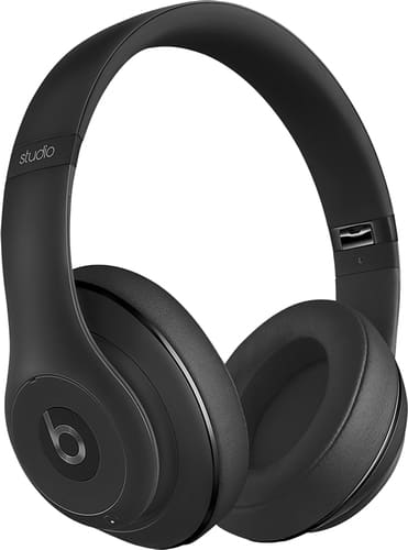 Best Buy Weekly Ad: Beats Studio 2 Wireless Over-Ear Headphones - Matte Black for $159.99
