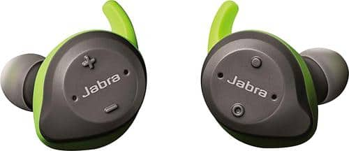 Best Buy Weekly Ad: Jabra Elite Sport True Wireless Earbuds - Lime Green/Gray for $149.99