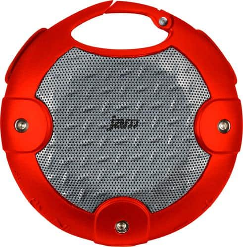 Best Buy Weekly Ad: JAM Xterior Bluetooth Speaker - Red for $19.99