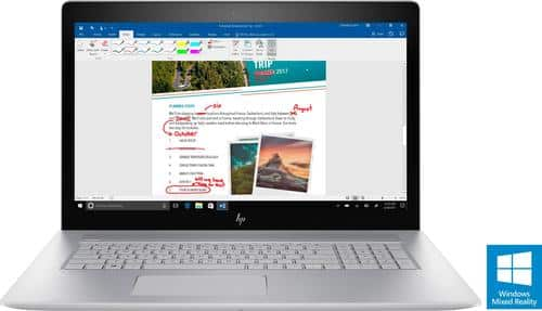 Best Buy Weekly Ad: HP ENVY with Intel Core i7 Processor for $949.99