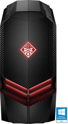 Best Buy Weekly Ad: HP Omen Gaming Desktop with AMD Ryzen 5 Processor for $899.99