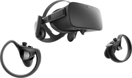 Best Buy Weekly Ad: Oculus Rift + Touch Virtual Reality Bundle for $379.00
