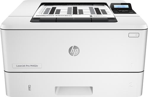 Best Buy Weekly Ad: HP LaserJet Pro M402n Printer for $189.99