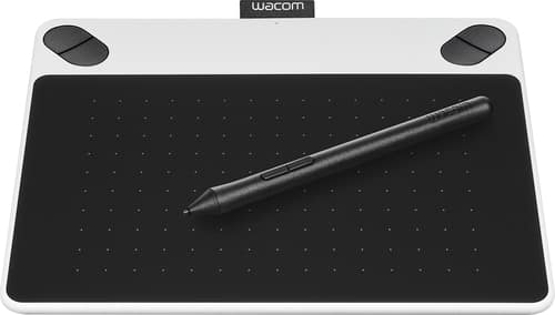 Best Buy Weekly Ad: Wacom Intuos Draw Pen Tablet Small - White for $69.99