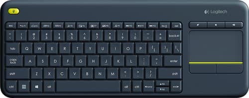 Best Buy Weekly Ad: Logitech Wireless Touch Keyboard K400+ for $19.99