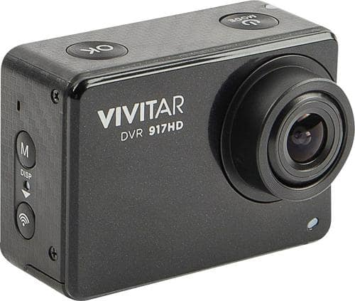 Best Buy Weekly Ad: Vivitar - 4K Action Camcorder for $69.99