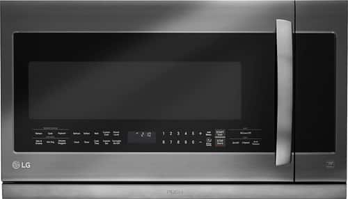 Best Buy Weekly Ad: LG - 2.2 cu. ft. Over-the-Range Microwave for $399.99