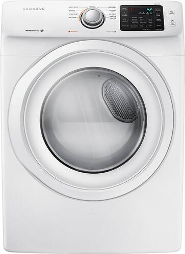 Best Buy Weekly Ad: Samsung - 7.5 cu. ft. 9-Cycle Electric Dryer for $499.99
