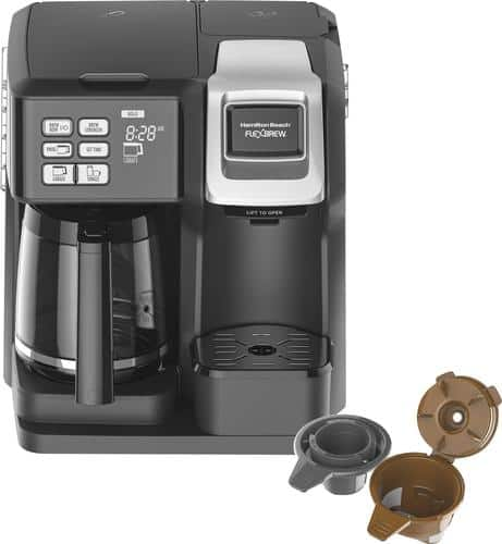 Best Buy Weekly Ad: Hamilton Beach FlexBrew 12-Cup Coffee Maker for $79.99