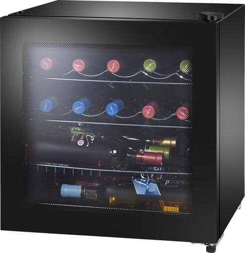 Best Buy Weekly Ad: Insignia 16-Bottle Wine Cooler for $89.99