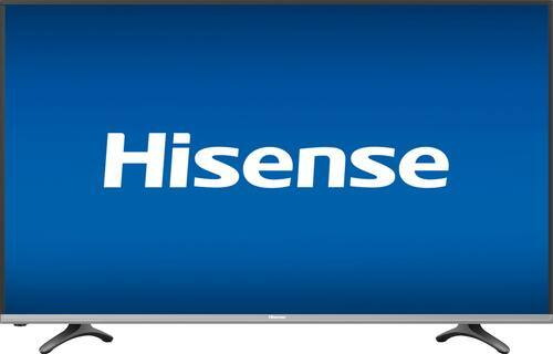 "Best Buy Weekly Ad: Hisense - 50"" Class LED 4K Ultra HD Smart TV with High Dynamic Range for $379.99"