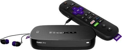 Best Buy Weekly Ad: Roku Ultra Streaming Media Player for $89.99