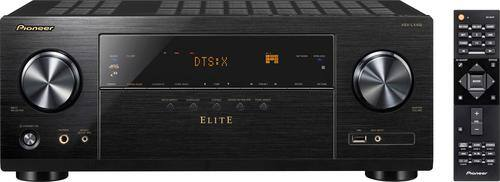 Best Buy Weekly Ad: Pioneer Elite VSX-LX02 7.2-Ch. Hi-Res 4K Ultra HD HDR-Compatible Receiver for $399.98