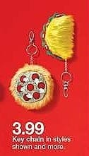 Target Weekly Ad: Kids' Taco Keychain for $3.99