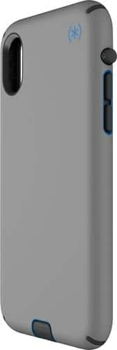 Best Buy Weekly Ad: Speck Presidio SPORT Case for Apple iPhone X - Gray/cobalt blue for $22.49