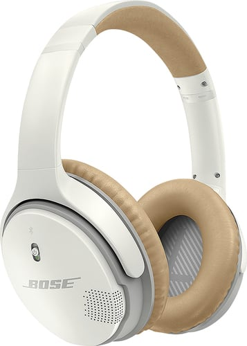 Best Buy Weekly Ad: Bose SoundLink Wireless Around-Ear Headphones - White for $199.99